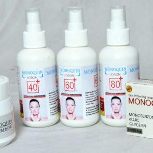 MONOQUIN CREAM & SOAP